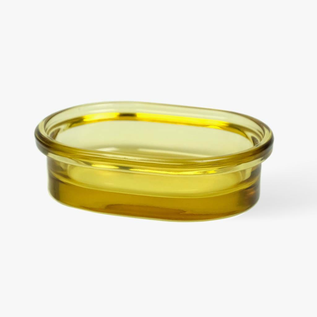 Saboneteira Borocay Amarelo