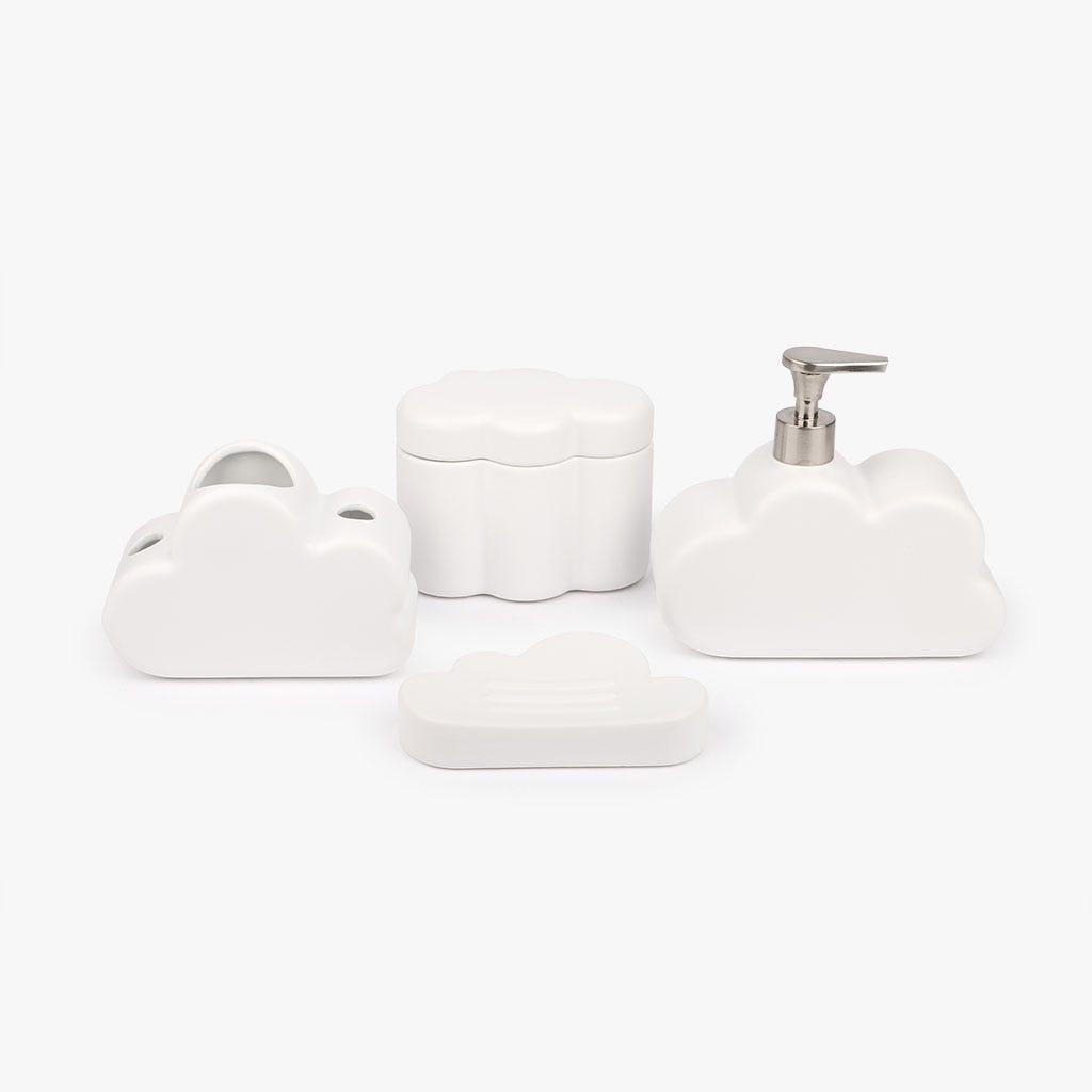 Copo WC Nuvem 16x7x11 cm
