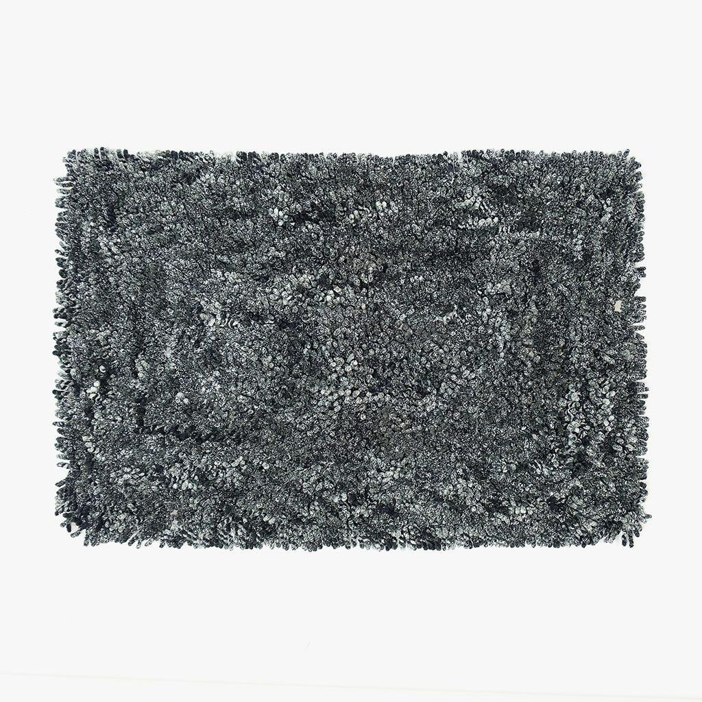 Tapete de Banho Anémona Preto 50x80 cm