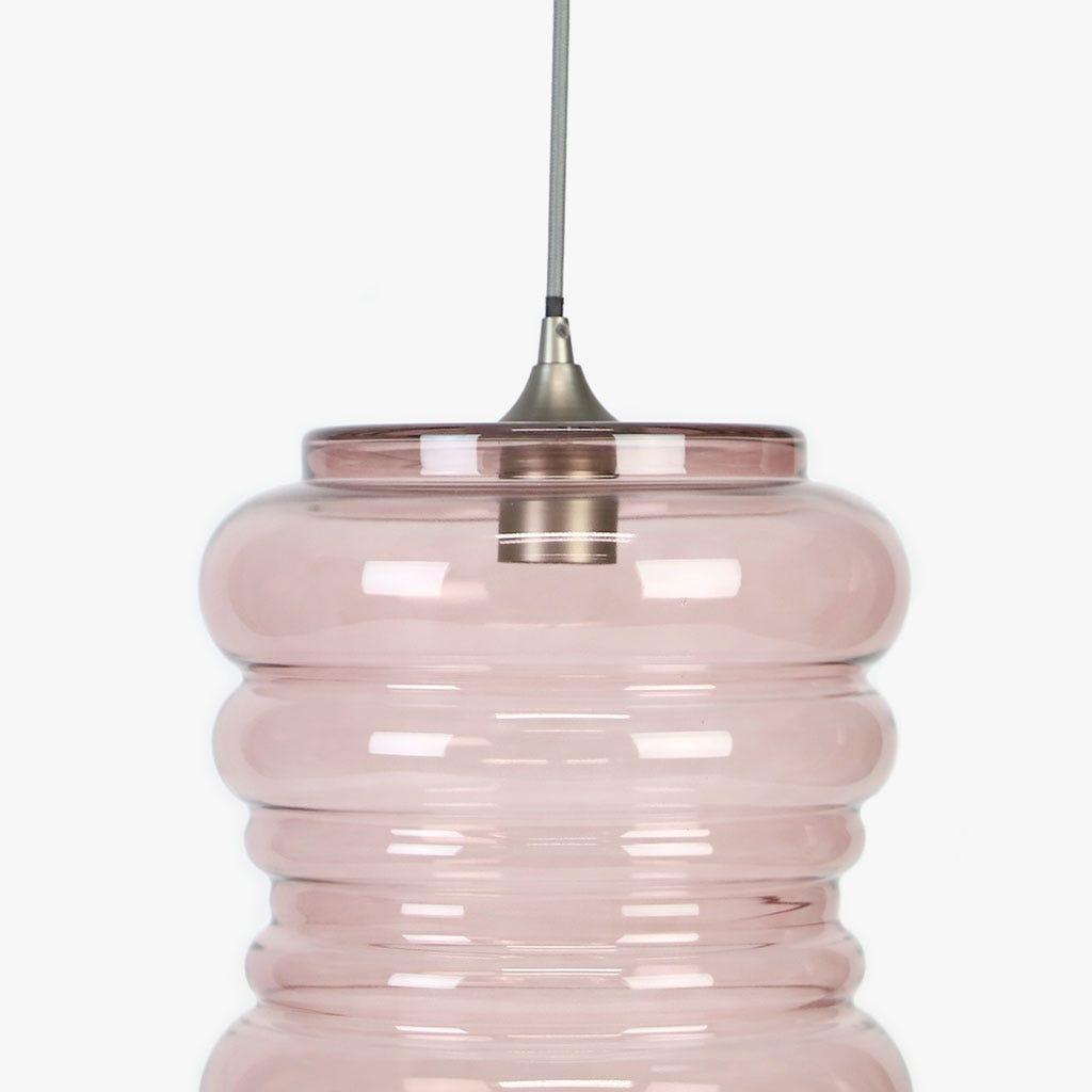 Lampe de Plafond Rose 39x25 cm