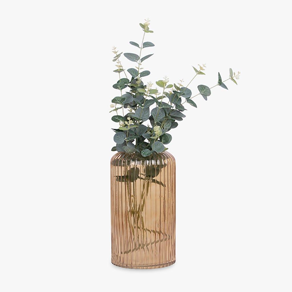 Vase Simply Rayures Ambar 18x31 cm