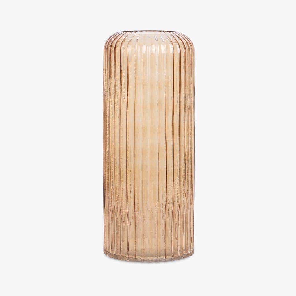Vase Simply Rayures Ambar 15x36 cm