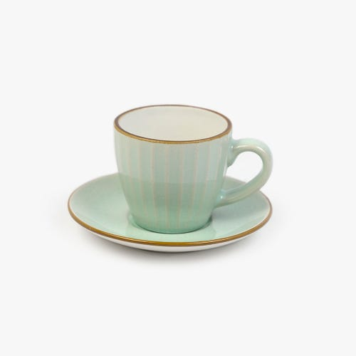 Chávena de café Nenúfar Aqua