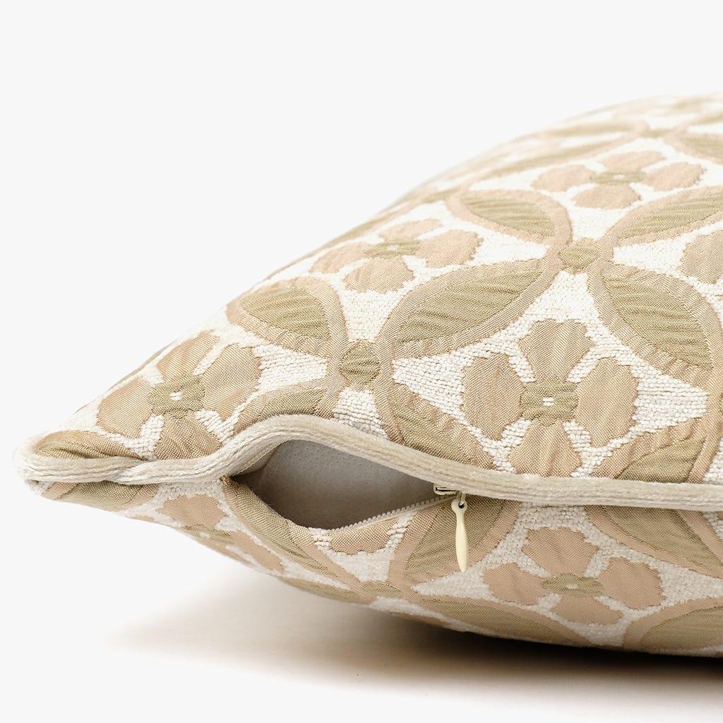 Capa de Almofada Stella Círculos Blush 40x40 cm