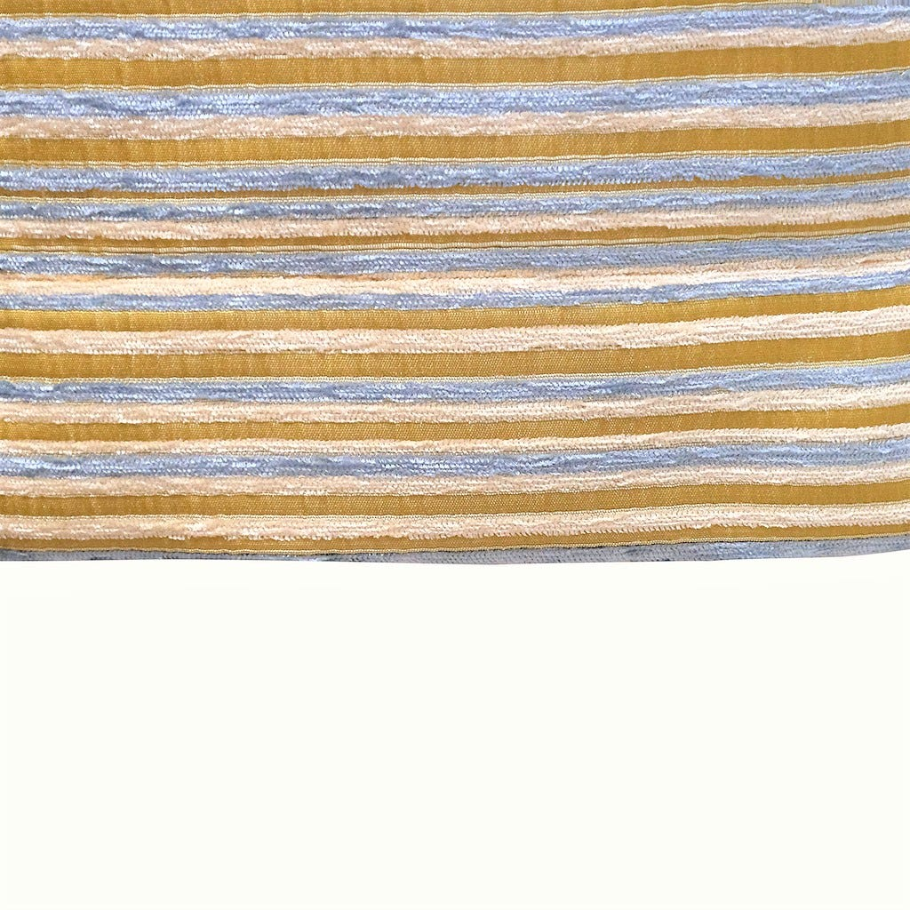 Cortinado Havana Riscas Mostarda 135x250 cm