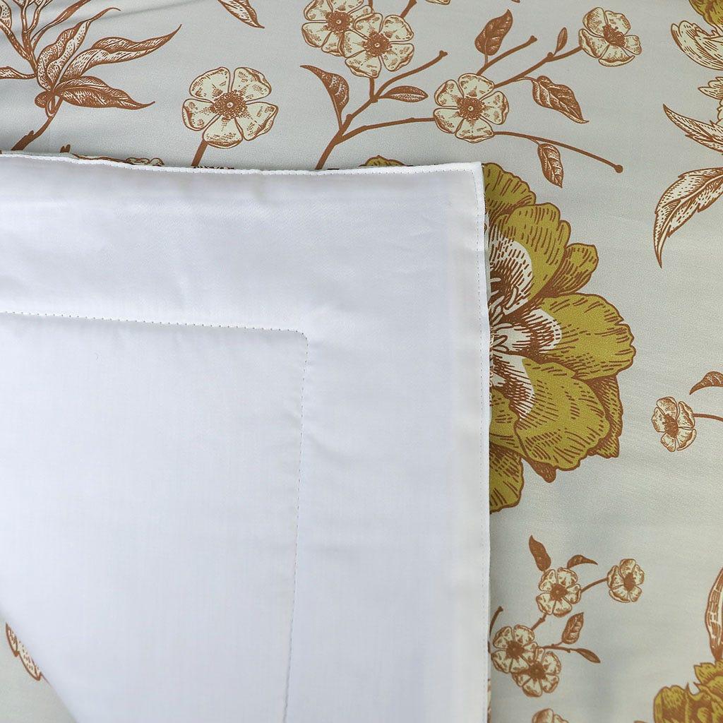 Edredão Asia Natural 240x260 cm