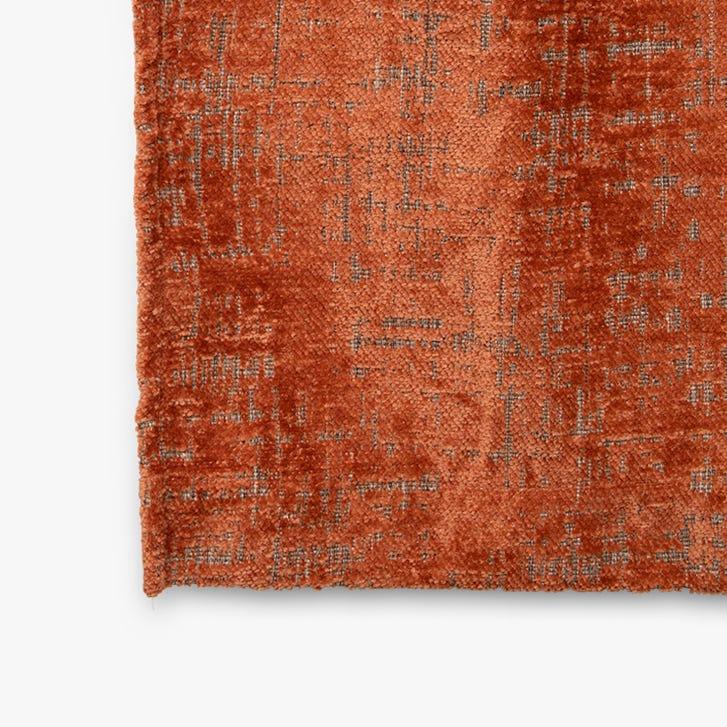 Cortinado Himba mescla terracota 140x270 cm