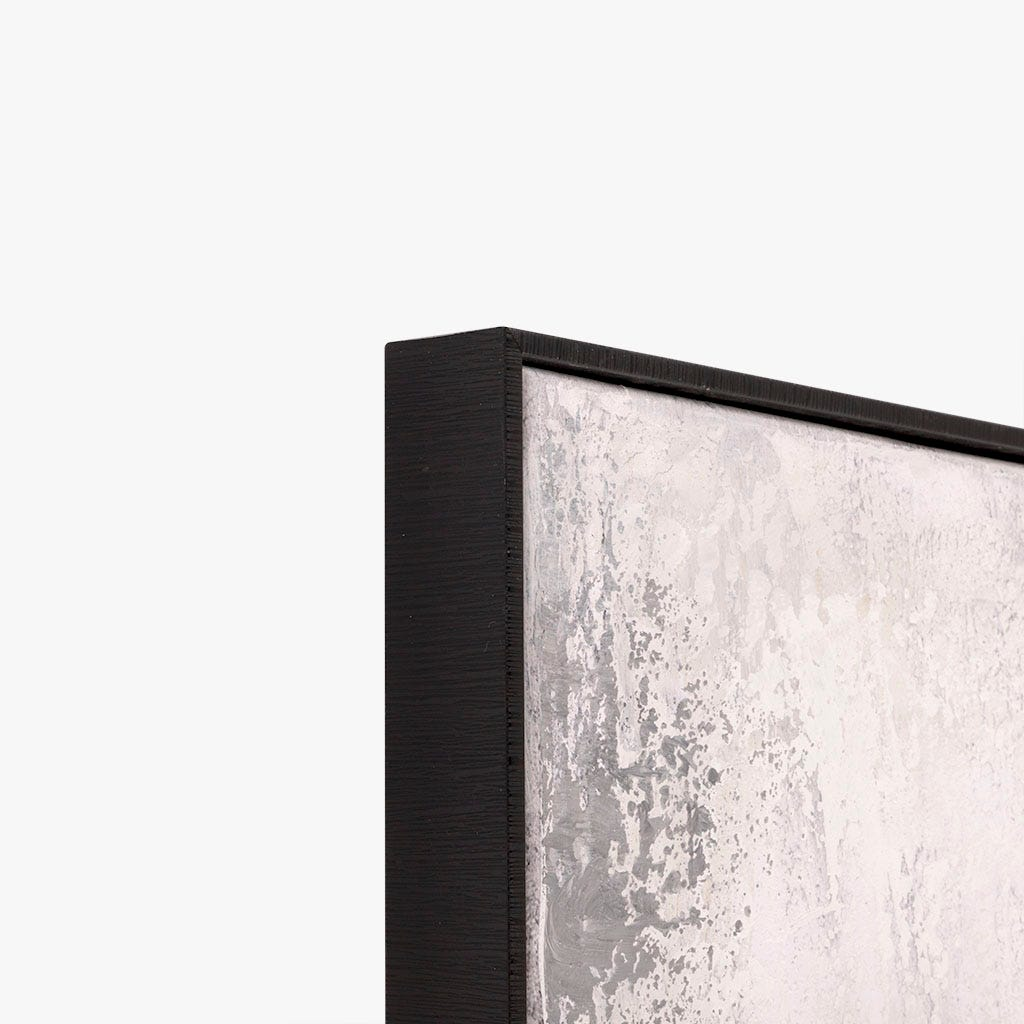 Toile Abstrait Gris 90x120 cm