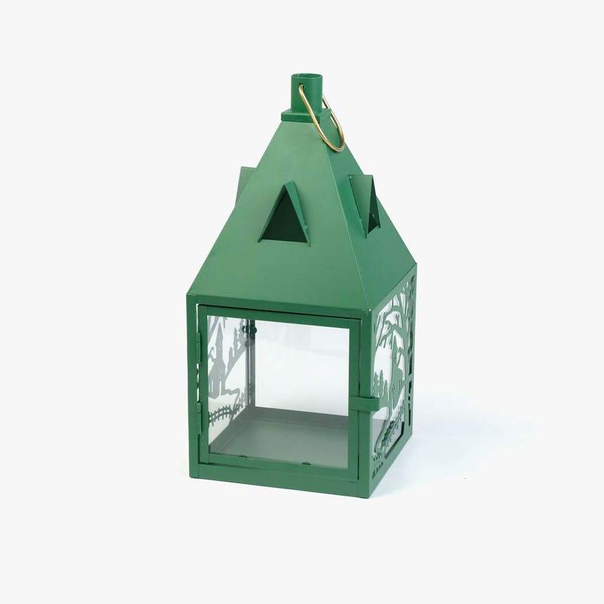 Lanterna Verde e Dourado