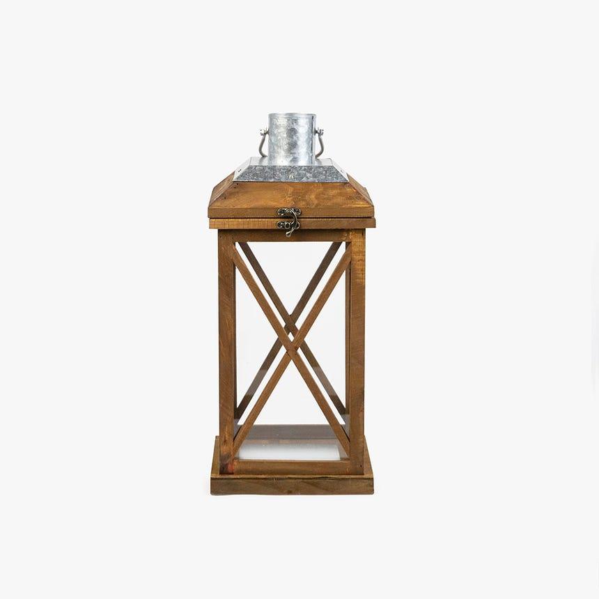 Lanterna 20x19x43 cm