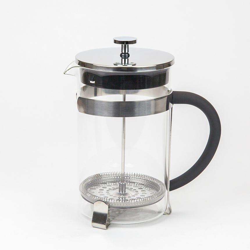 Cafetière  Inox et Verre 1500 ml