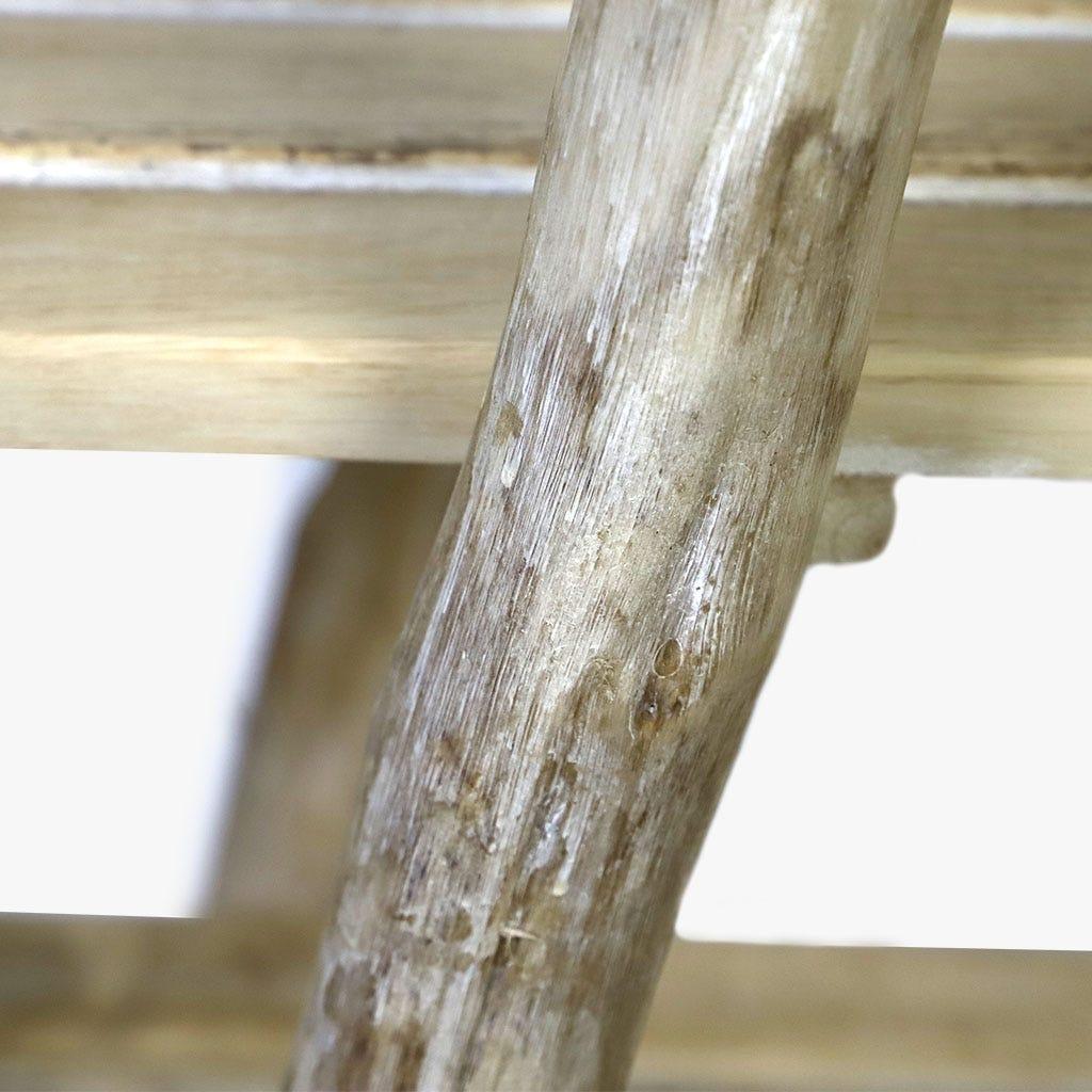 Étagère Bois 120x38x145 cm