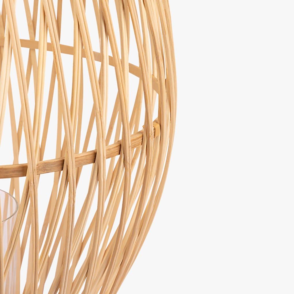 Farolillo Tarim Bambú 37x61 cm