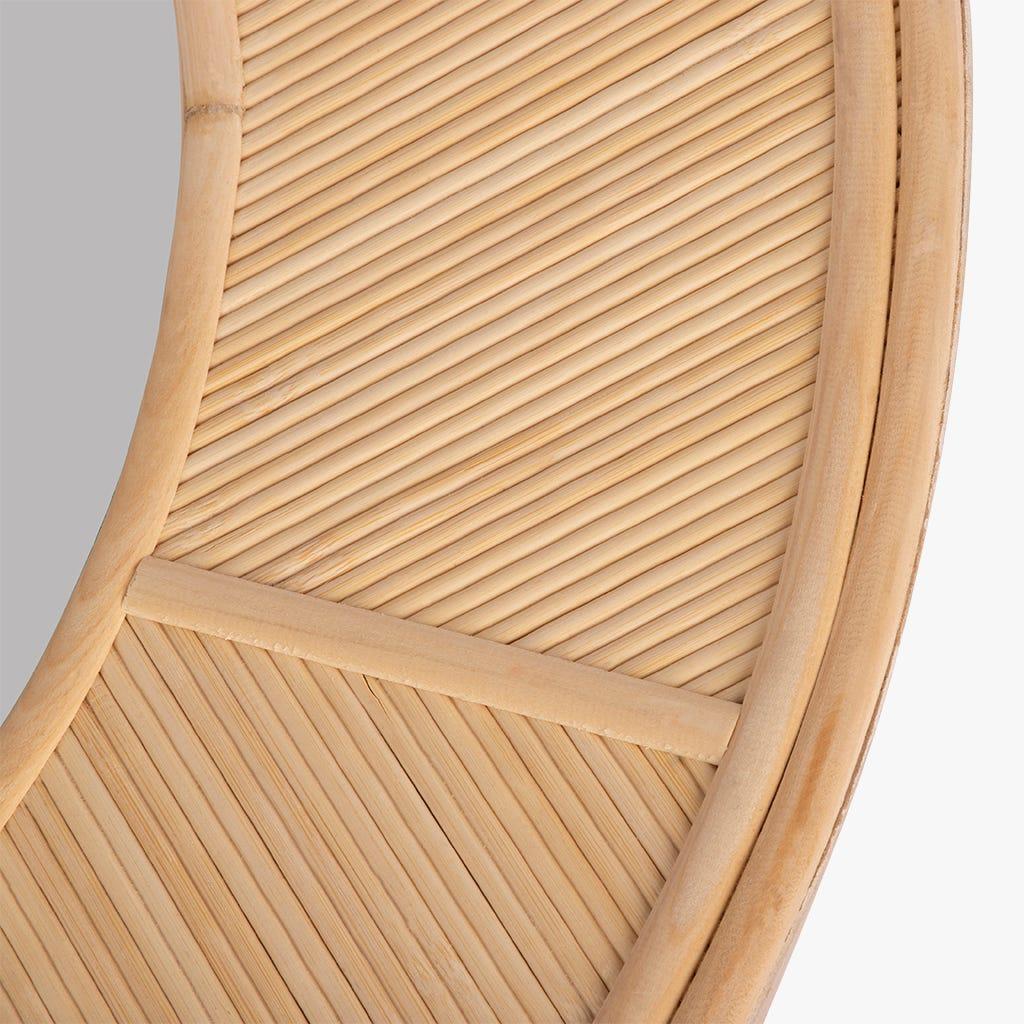 Espejo Tarim Bambú 78 cm