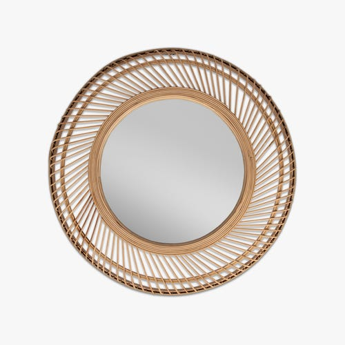 Mirror Tarim Bamboo 64 cm