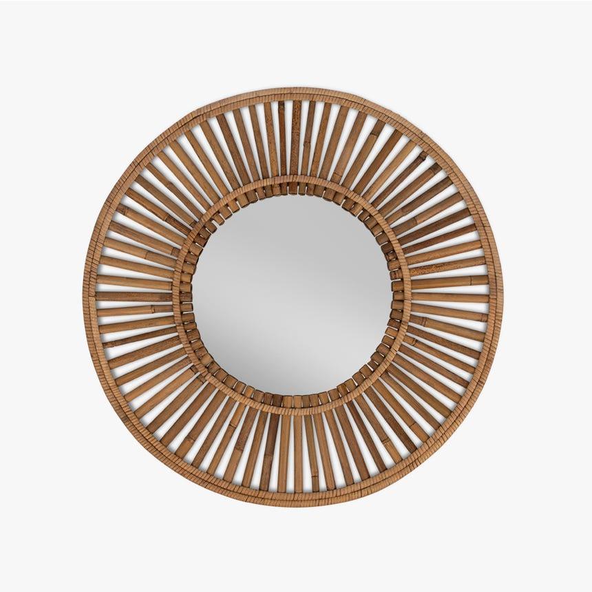 Miroir Tarim Bambou 77 cm