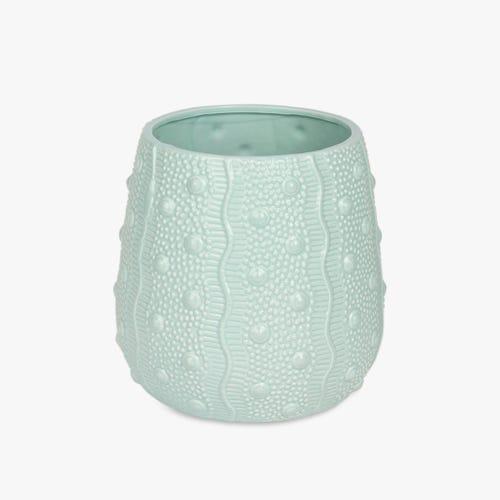 Vase Aquatic Blue 25x30 cm