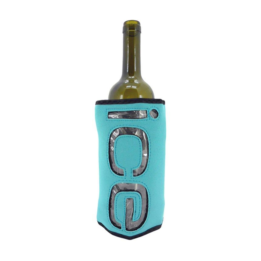 Cubierta para Botella con Enfriador ICE Aqua