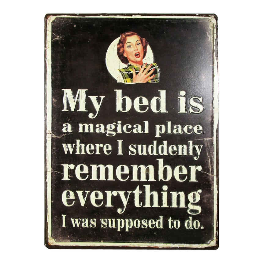Painel My Bed is a Magical