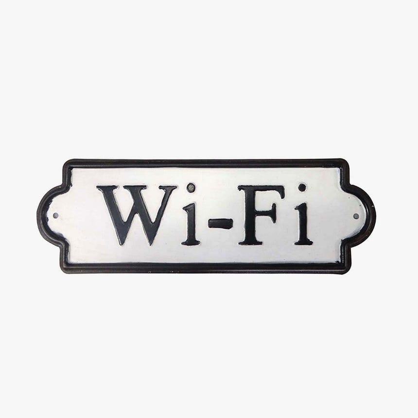 Painel Wifi 26x8 cm