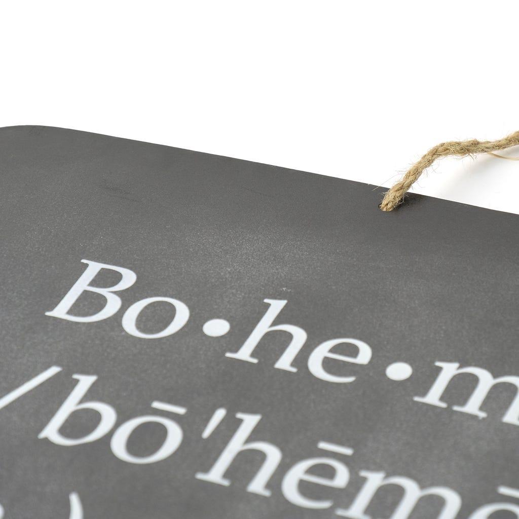 Placa Bo.he.mi.an