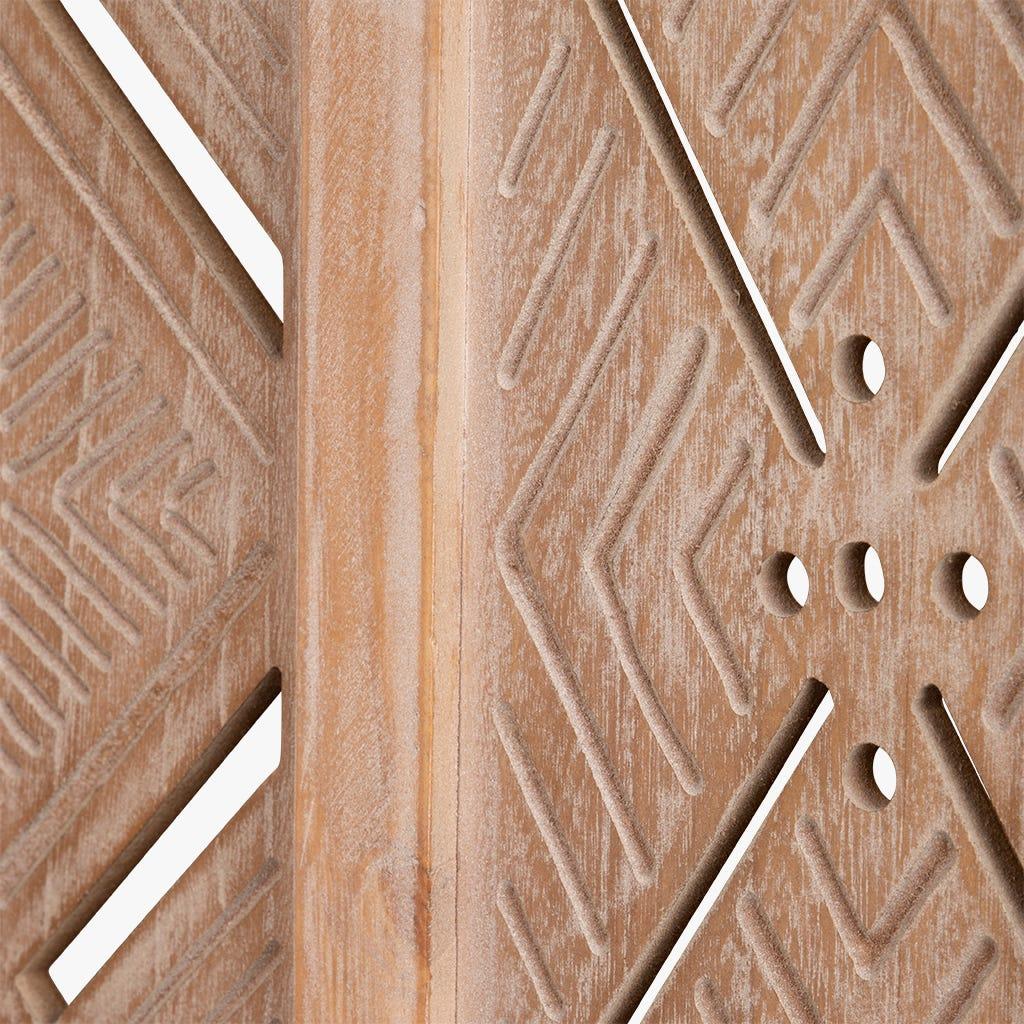 Paravent 3 paneles 141x3x203 cm