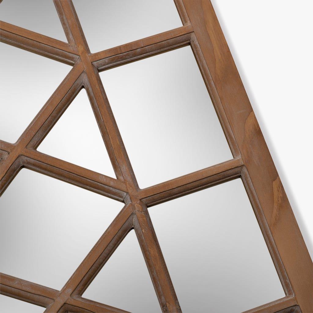 Espejo Madera 81x132 cm