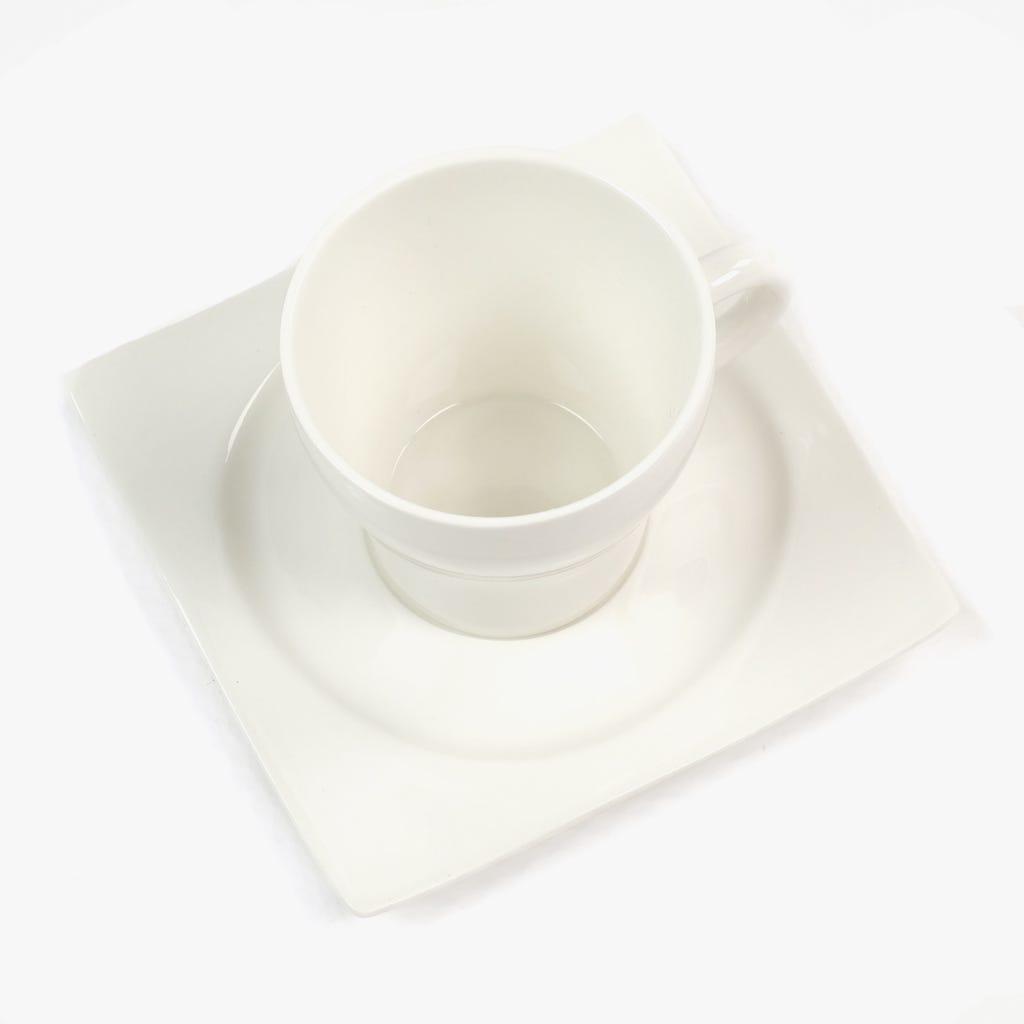 Chávena de Café Solfejo com Pires