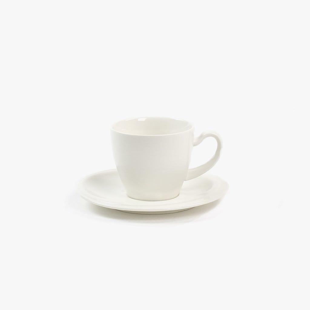 Chávena de Café + Pires Soprano