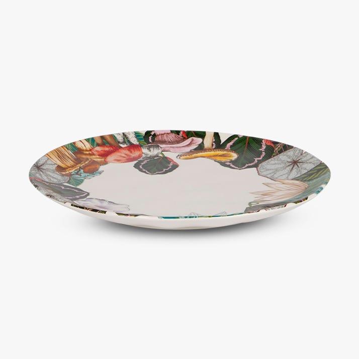 Assiette Plate Greenery 26 cm