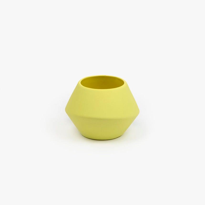 Copo WC Neo amarelo