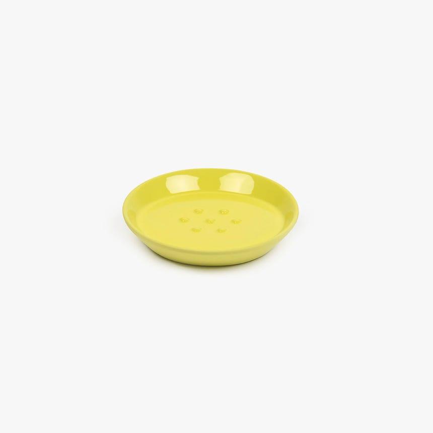 Saboneteira Neo amarelo