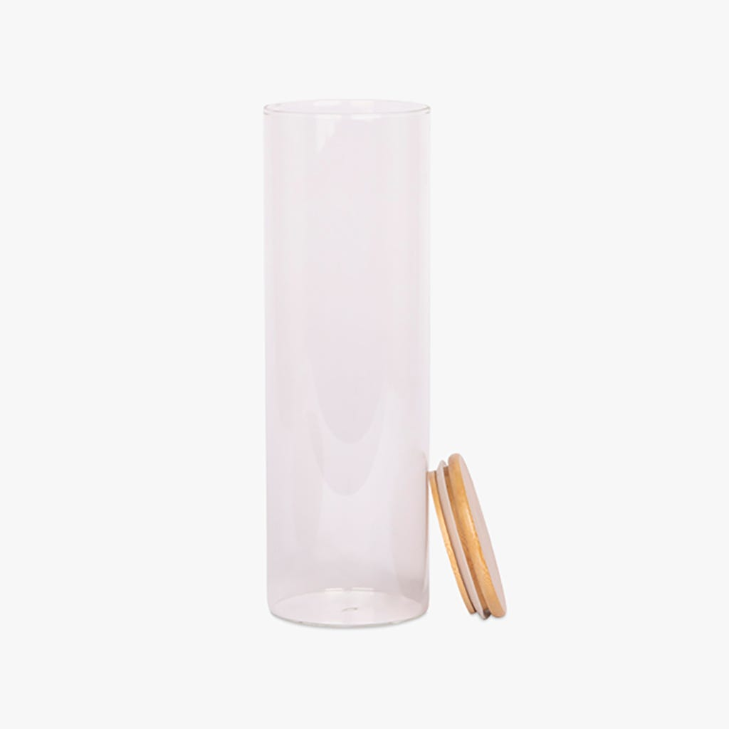 Boîte Glass Bambou/Verre 2L