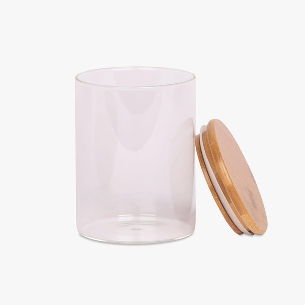Boîte Glass Bambou/Verre 0,7L