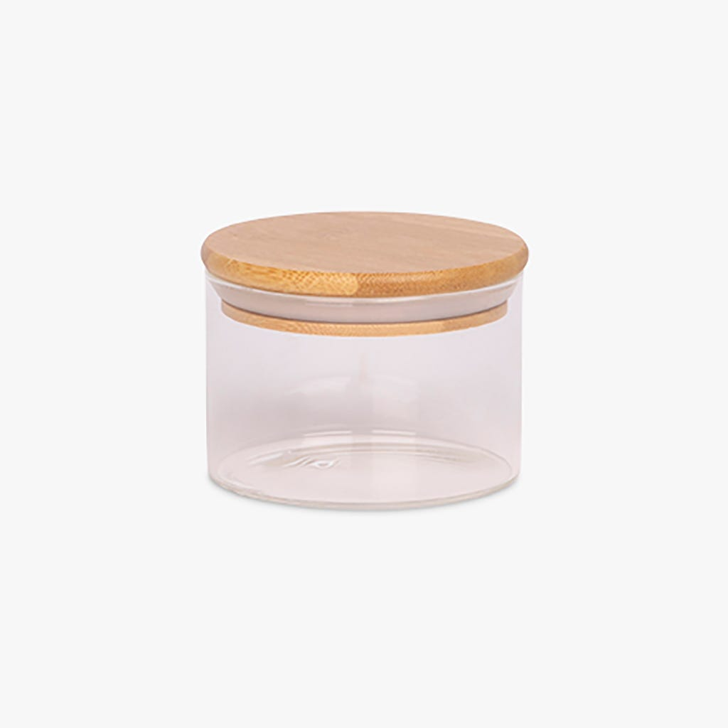 Boîte Glass Bambou/Verre 0,4L