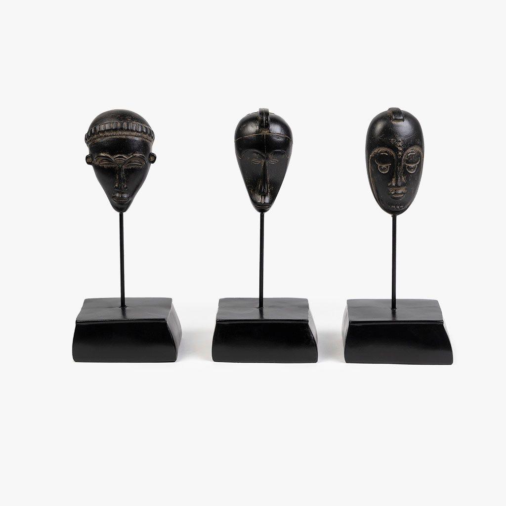 Escultura 10x8x25 cm
