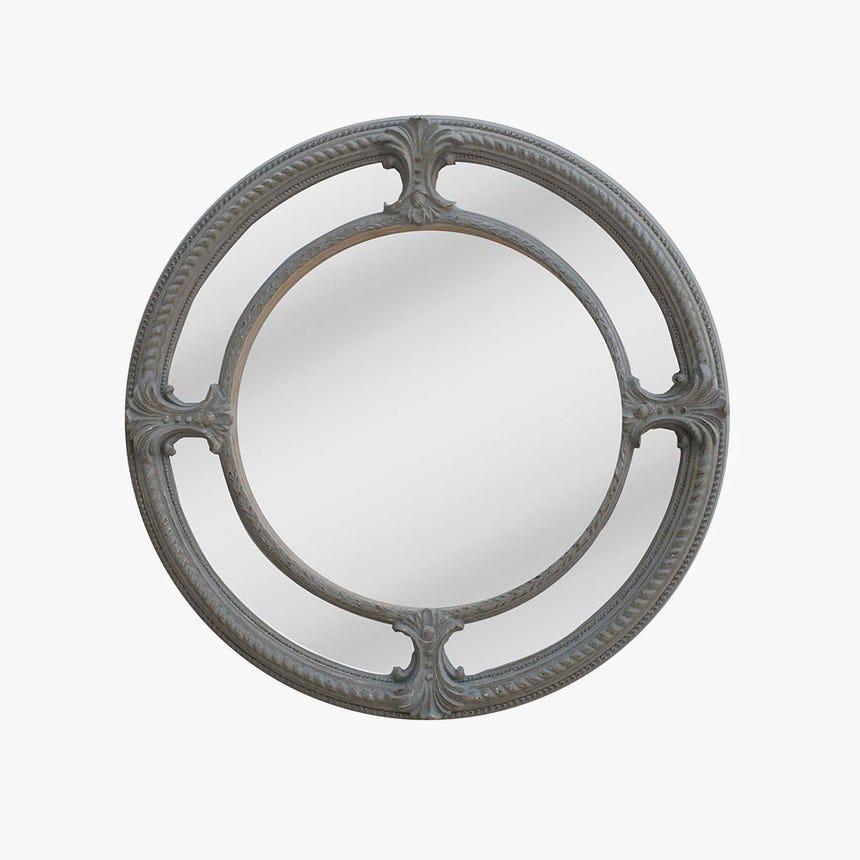 Espelho Cinza 90 cm