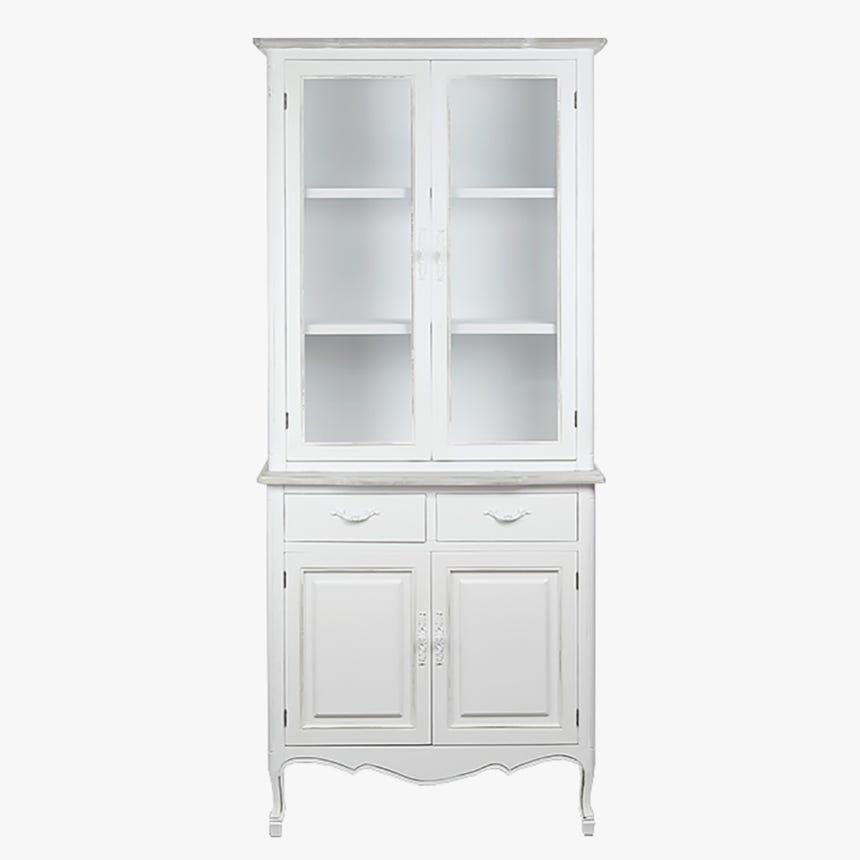 Louceiro Viena Branco 88x40x198 cm