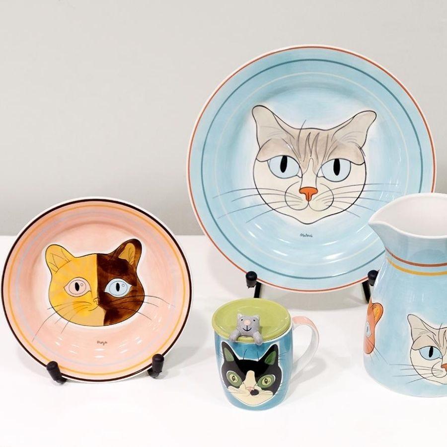 Coleção Millennial Cats